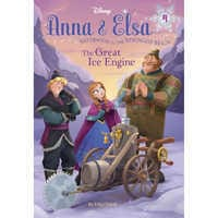 Image of Anna & Elsa 4 The Great Ice Engine Book # 1