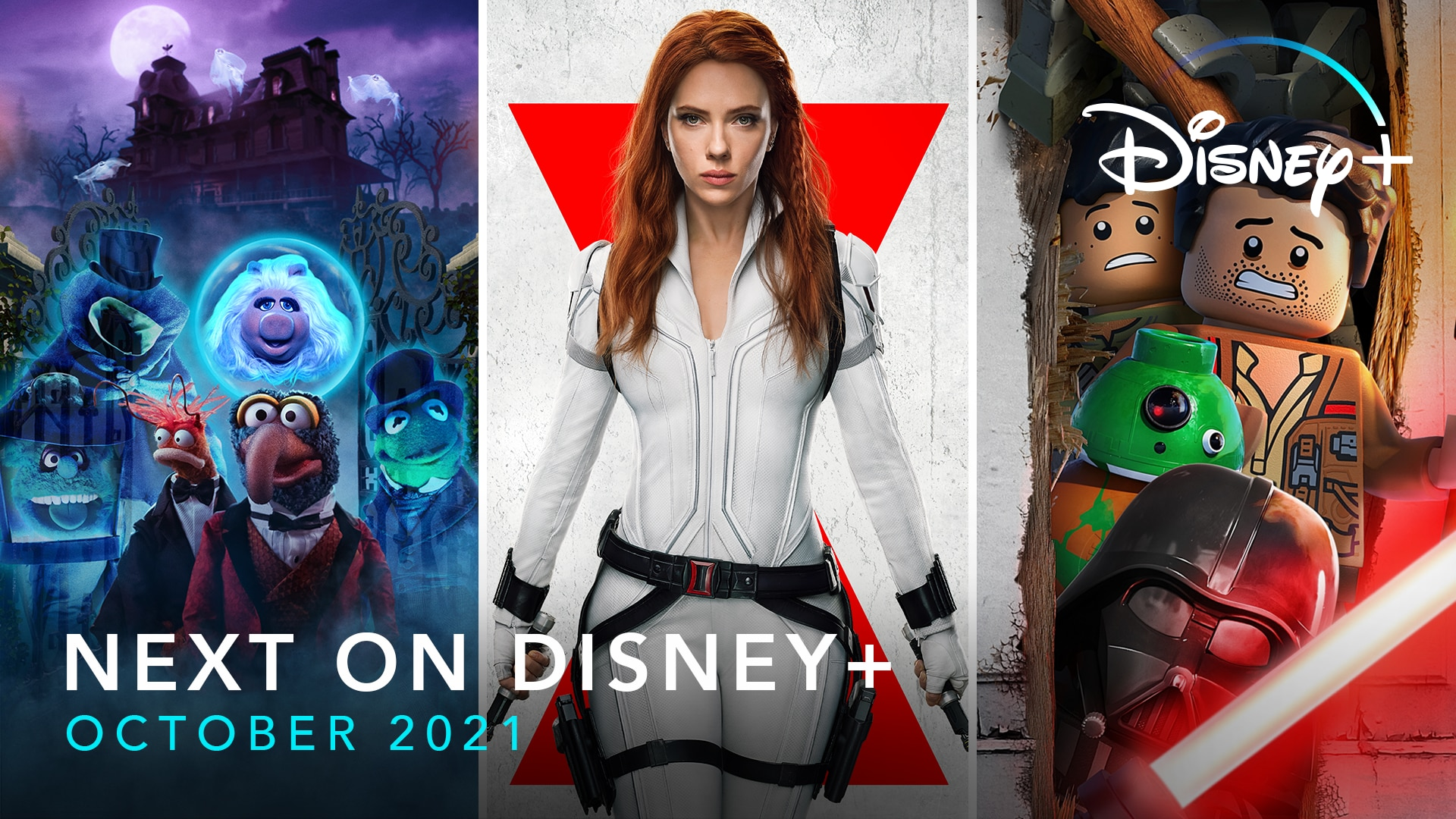 Next On Disney+ – October | Disney+