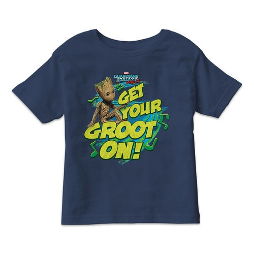 Groot Tee for Kids ? Guardians of the Galaxy Vol. 2 ? Customizable