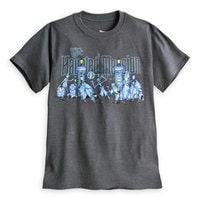 The Haunted Mansion Character Tee For Men Shopdisney