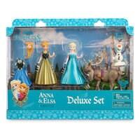 Frozen Deluxe Figure Fashion Set