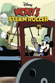 Mickey's Steam Roller