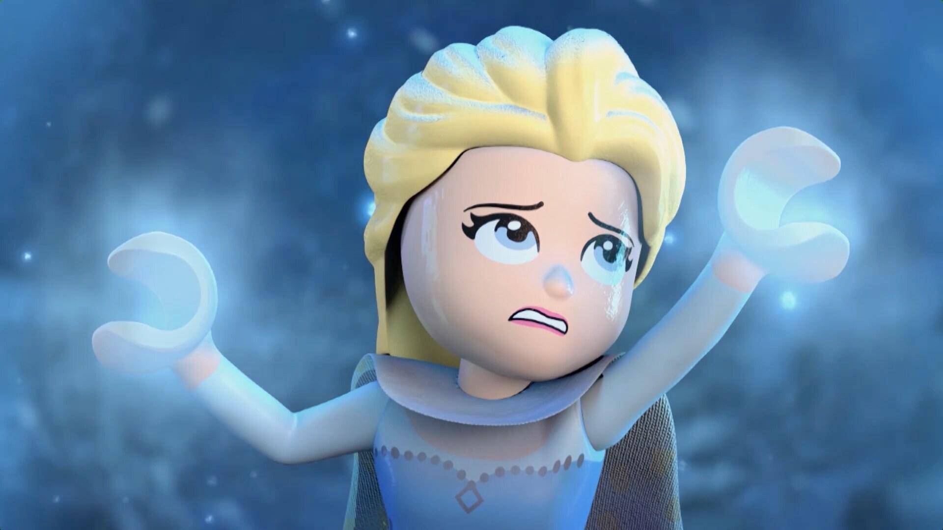 LEGO Frozen Luces mágicas - Parte 2