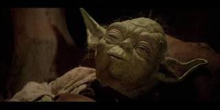 Yoda's Final Moments