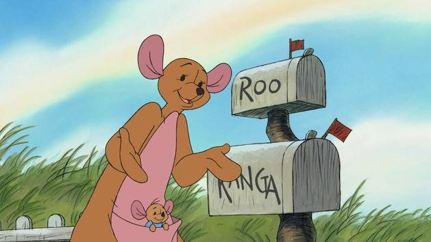 Kanga and Roo Move In | The Mini Adventures of Winnie The Pooh