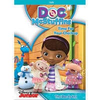 Image of Doc McStuffins Time for Your Checkup DVD # 1