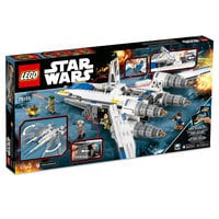 Image of Rebel U-Wing Fighter Playset by LEGO - Star Wars # 3