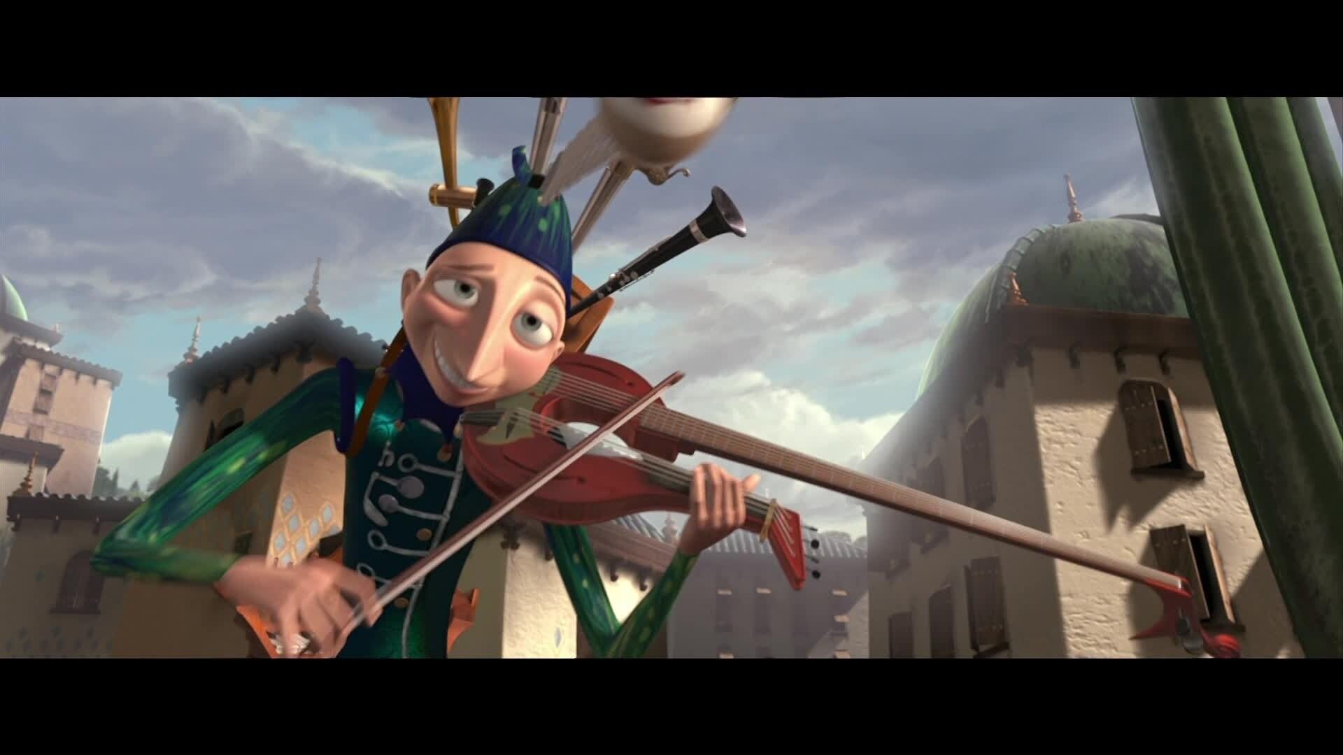 L'homme Orchestre (Pixar)