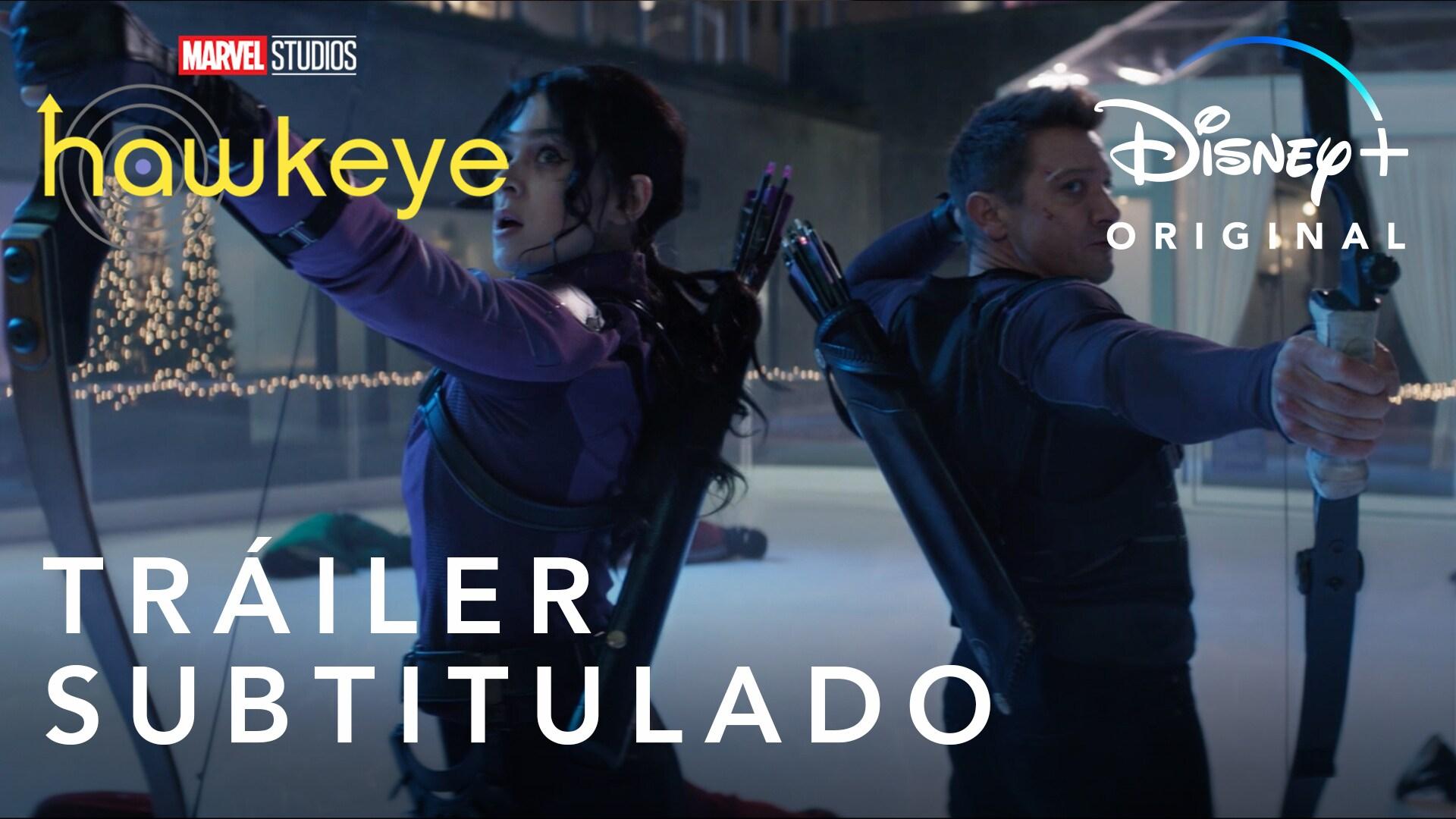 Hawkeye | Tráiler Oficial subtitulado | Disney+