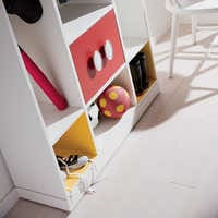 Image of Mickey Mouse Colorblocked Cubbies by Ethan Allen # 4