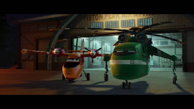 Planes: Fire and Rescue (Make It Count)