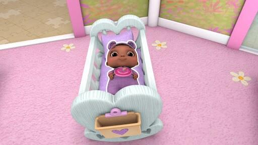 Toy Hospital Tours: Nursery