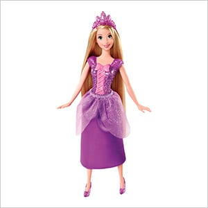 Disney Princess Sparkling Princess® Rapunzel