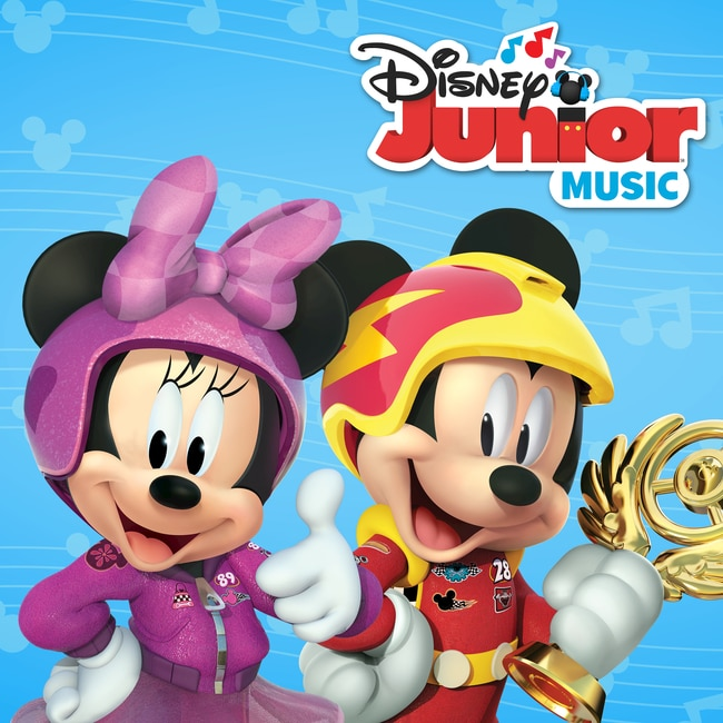 Mickey And The Roadster Racers Disney Junior Music