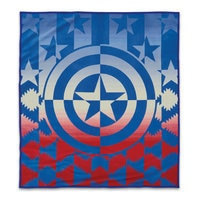 Captain America Blanket by Pendleton - Limited Edition