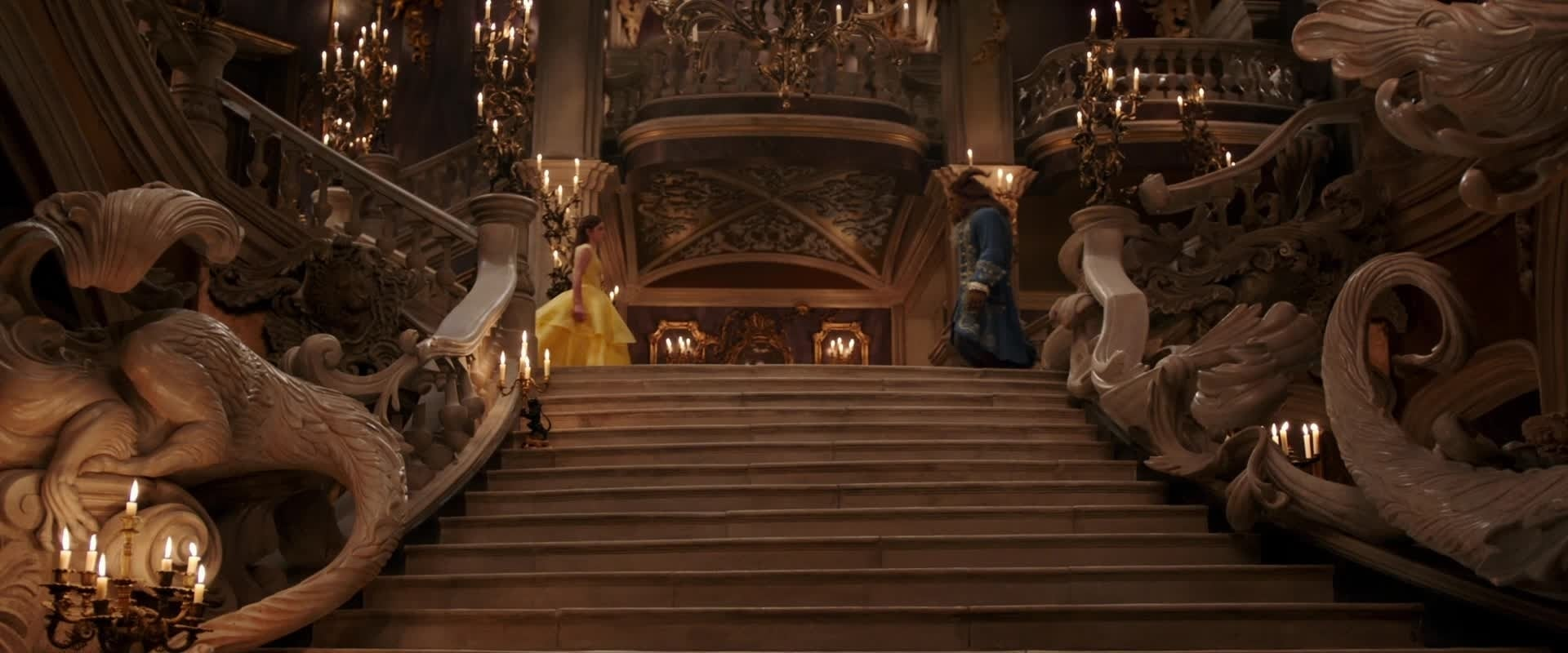 Beauty & The Beast | Trailer 2 - Ondertitelde Versie