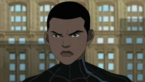"""The Spider-Verse: Part Three"" Clip"