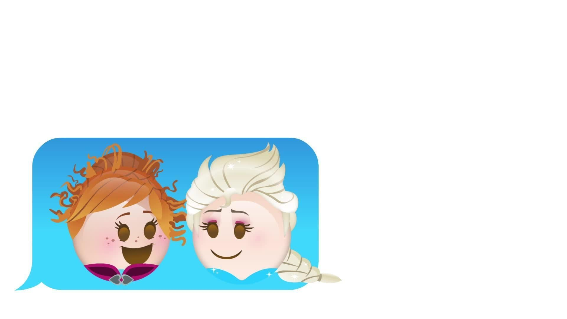 Disney Emoji | Frozen Fever