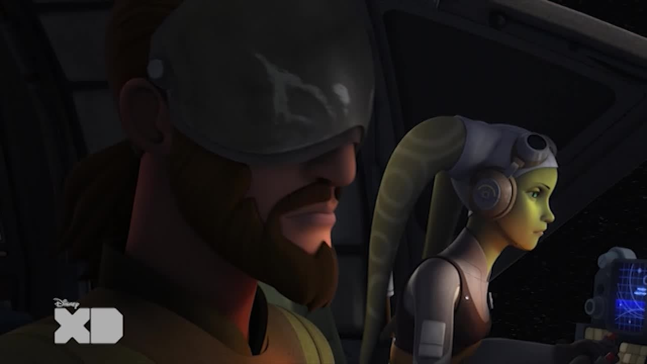 Guarda l'avvincente episodio 39 di Star Wars Rebels!