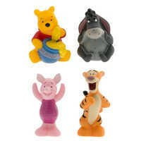 Image of Winnie the Pooh Squeeze Toy Set # 1