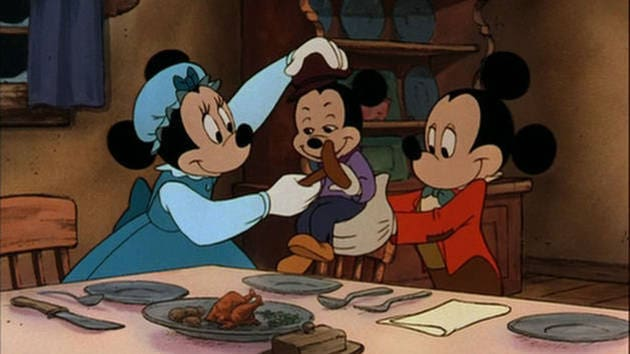 Disney Holiday Moments to Warm Your Heart