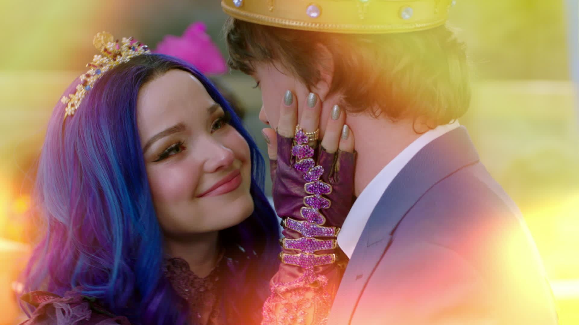 Descendants - Mal and Ben: Finally Ever After