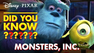 Monsters, Inc  - Characters | Disney Movies