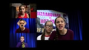 """Bizaardvark Vs. Vicki """"Hot Head"""" Fuego: A Fight for the Ages"""""""