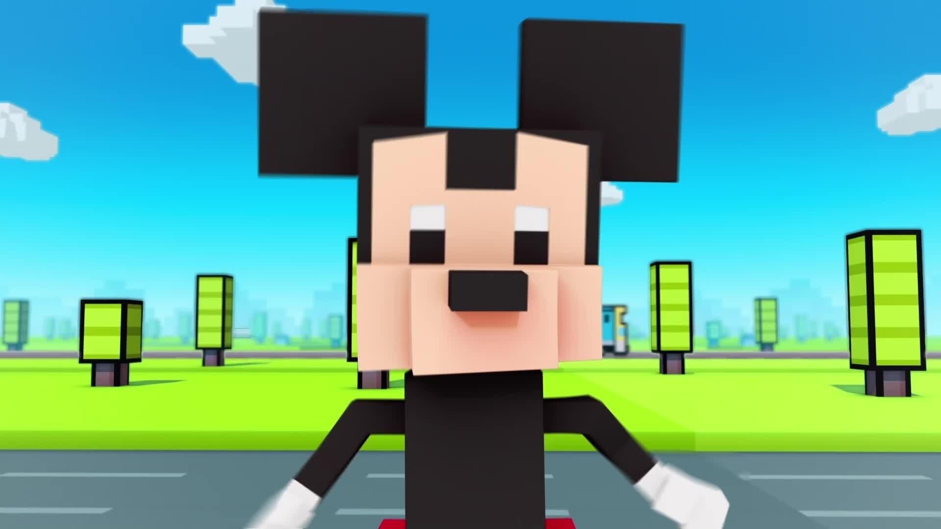 Disney Crossy Road - Bande annonce