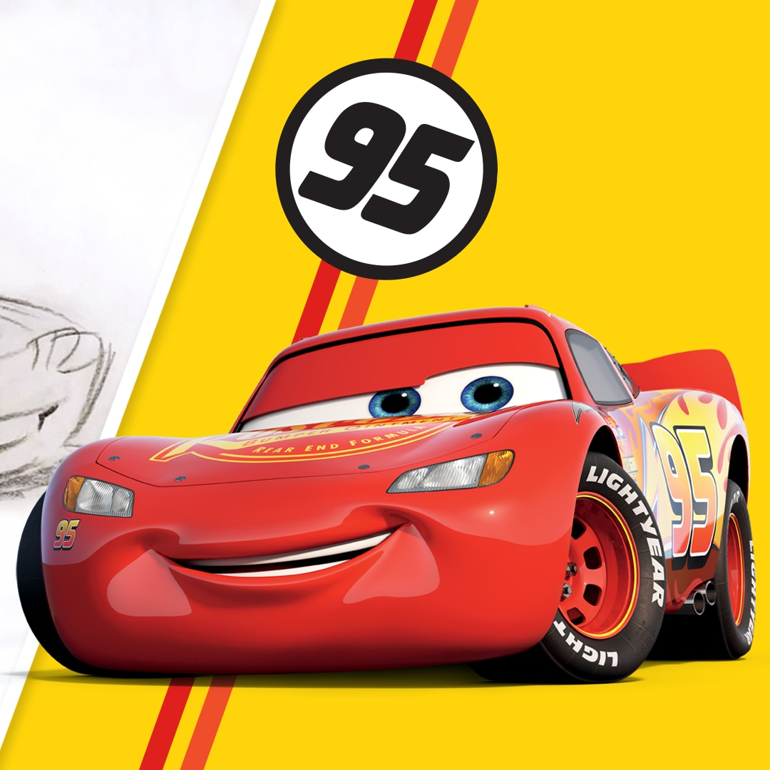 Learn to Draw Lightning McQueen and Mater From Cars!