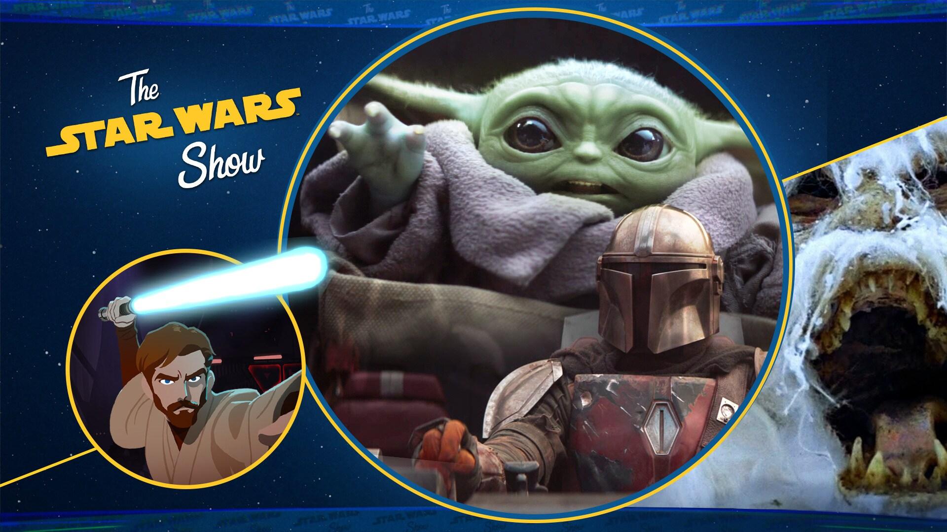 The Star Wars Show Halloween Scaretacular!