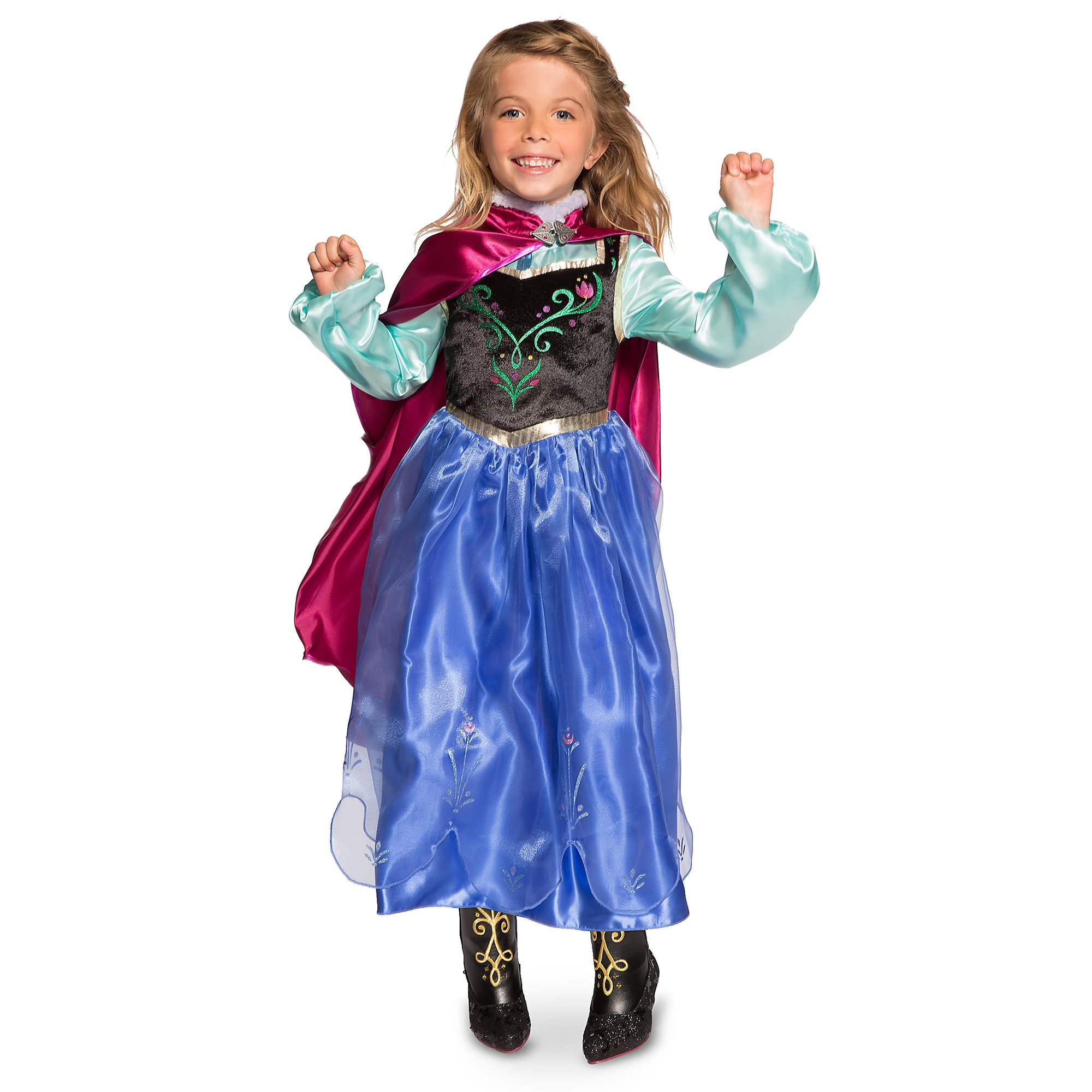 Thumbnail Image of Anna Costume for Kids # 2  sc 1 st  shopDisney & Anna Costume for Kids | shopDisney