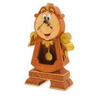 Image of Cogsworth Clock - Beauty and the Beast # 2