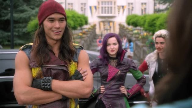 Descendants Jay Intro Disney LOL