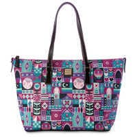 Image of ''it's a small world'' Shopper by Dooney & Bourke # 1
