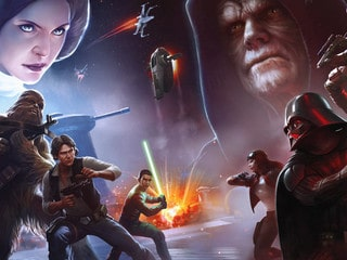 STAR WARS: FORCE ARENA PUTS YOU IN CONTROL OF THE GALAXY'S GREATEST