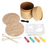 Image of The Lion King Circle of Life Drum Craft Set by Seedling # 2