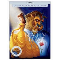 Image of Beauty and the Beast 25th Anniversary Edition DVD # 1
