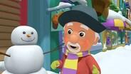 Snow Day / Susanna's Dollhouse