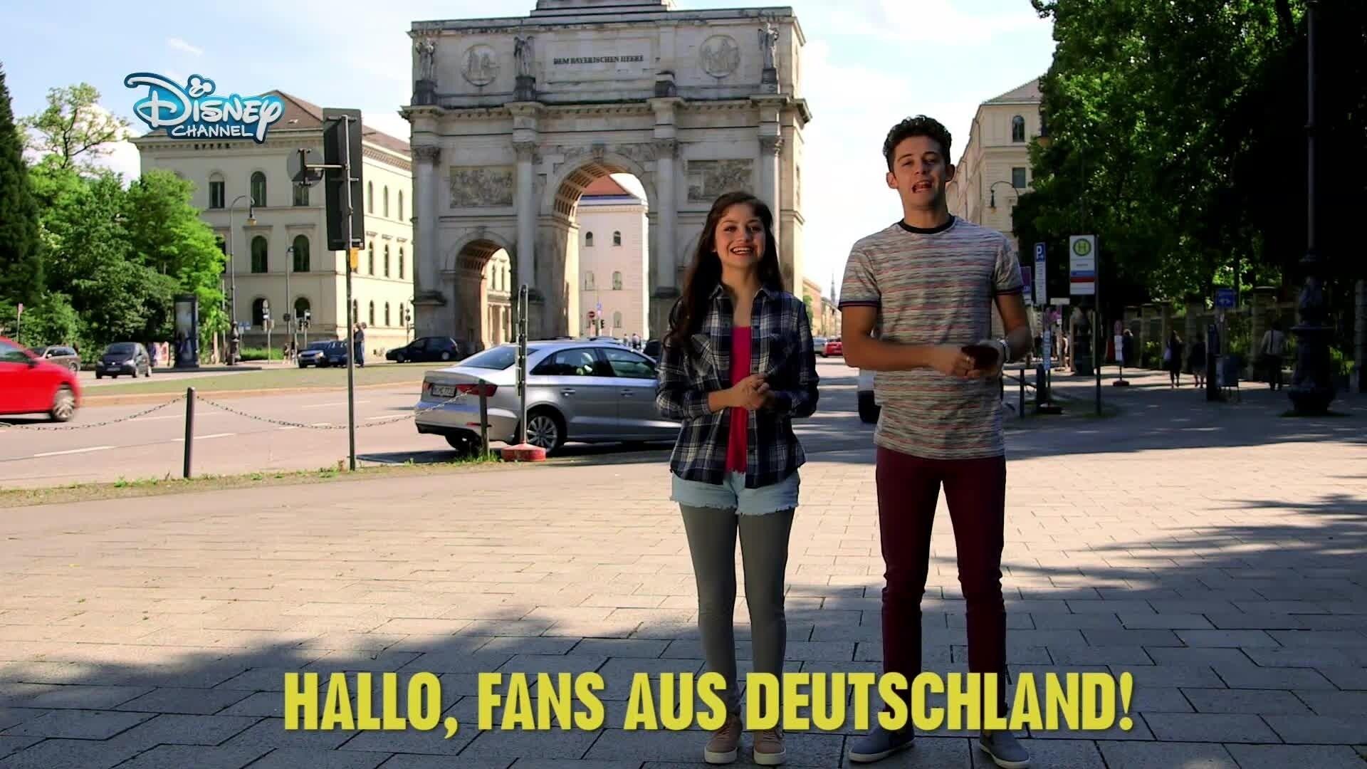 Soy Luna - Karol & Ruggero in München