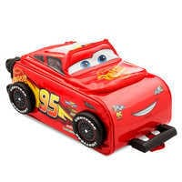 Image of Lightning McQueen Rolling Luggage - Cars 3 # 3