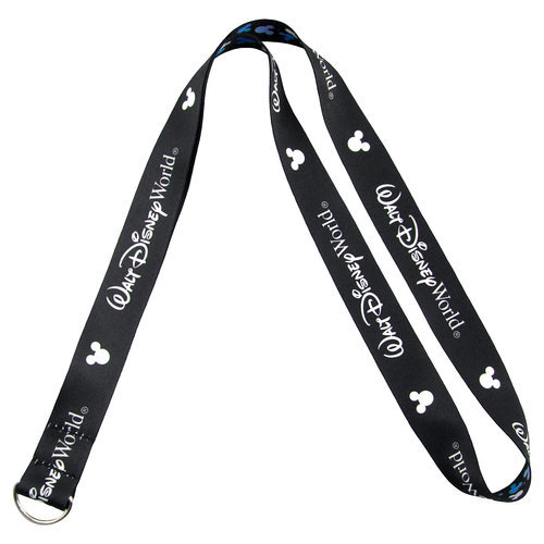 Reversible Walt Disney World Mickey Mouse Lanyard Shopdisney