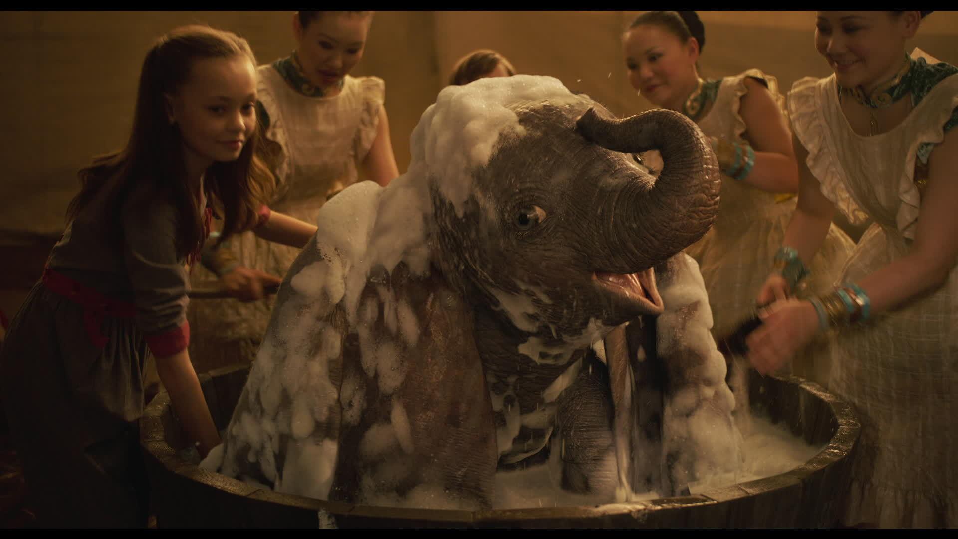Dumbo | On Digital & Blu-ray June 25