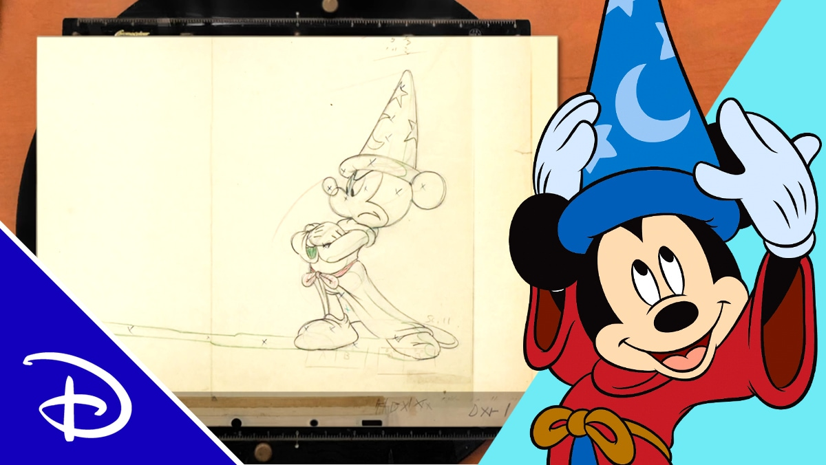 Imagination to Animation: Mickey Mouse | Disney