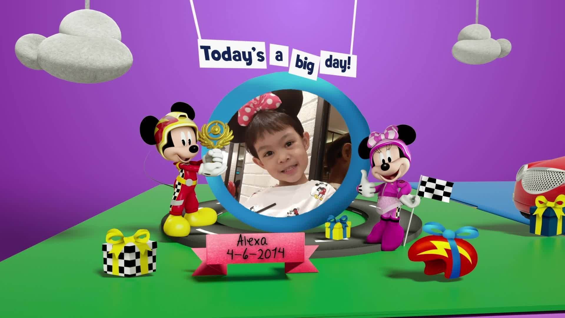 Disney Junior Birthday Book 2020 June Album 2