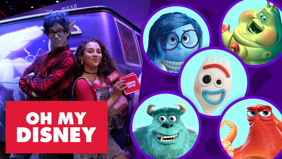 Are You the Ultimate Pixar Fan? | Oh My Disney