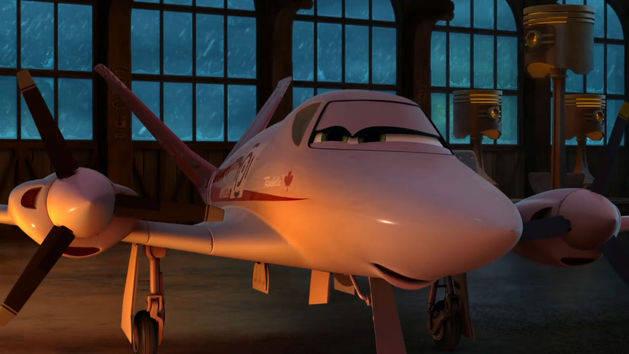 Rochelle - Planes Clip