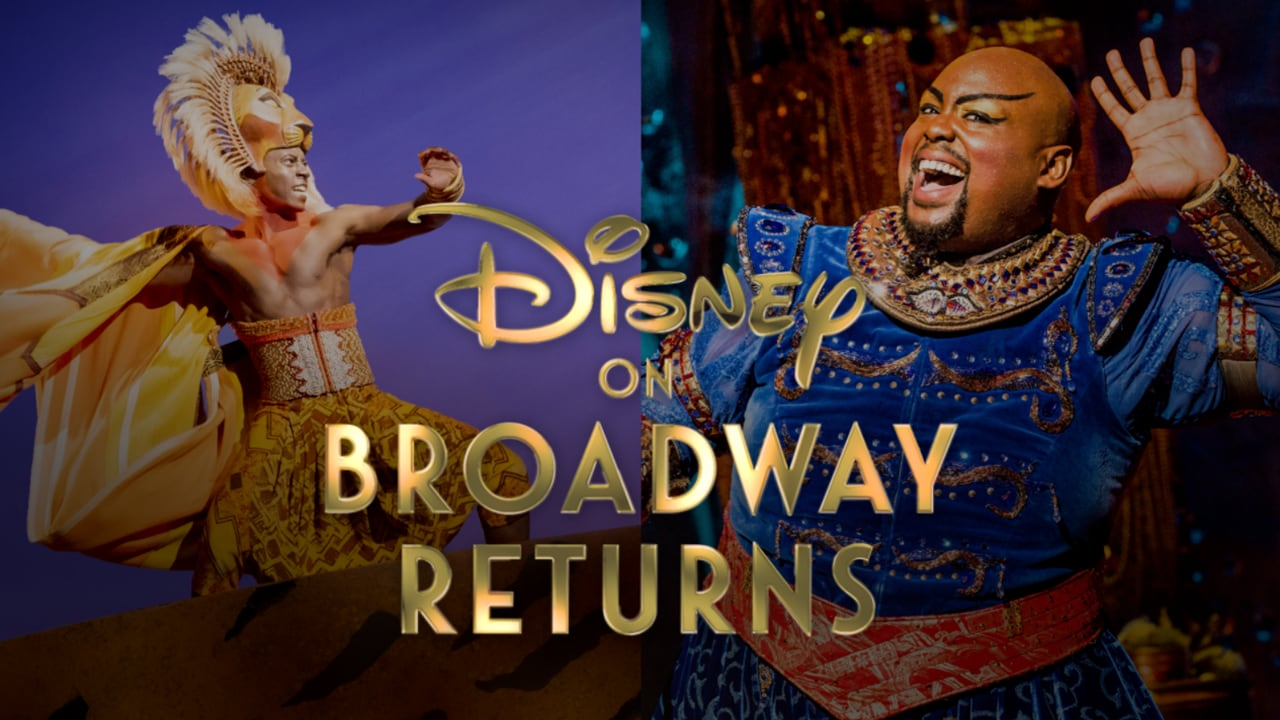 Disney on Broadway Returns – September 2021