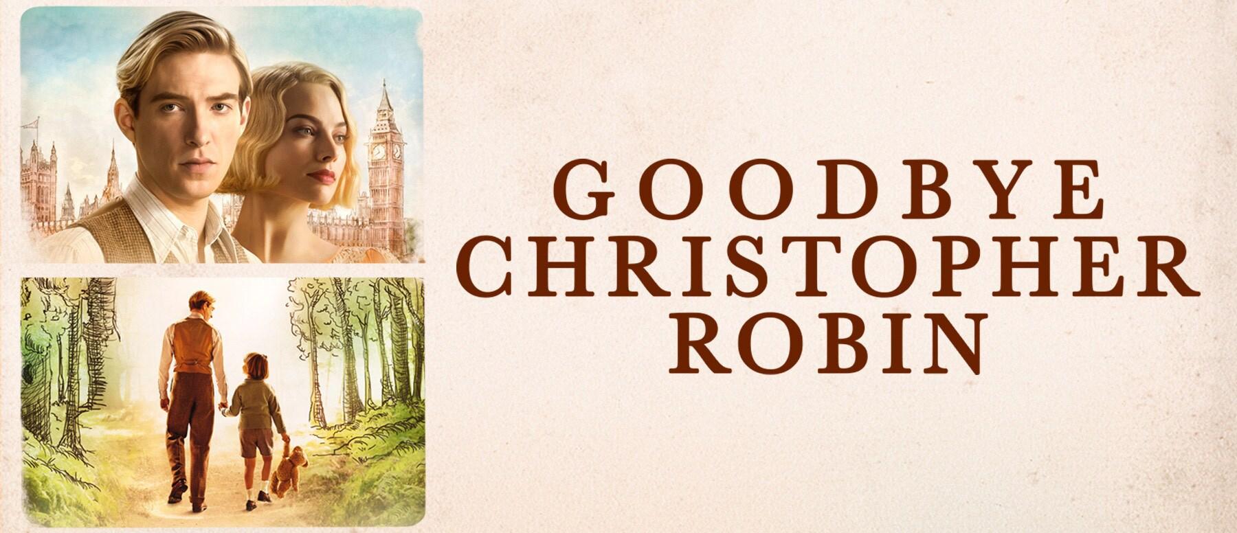 Goodbye Christopher Robin Hero