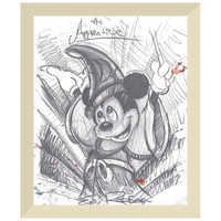 Image of Mickey Mouse ''The Apprentice''Giclée by Eric Robison # 7